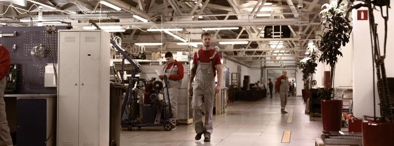 Экскурсия на Завод Альтернова