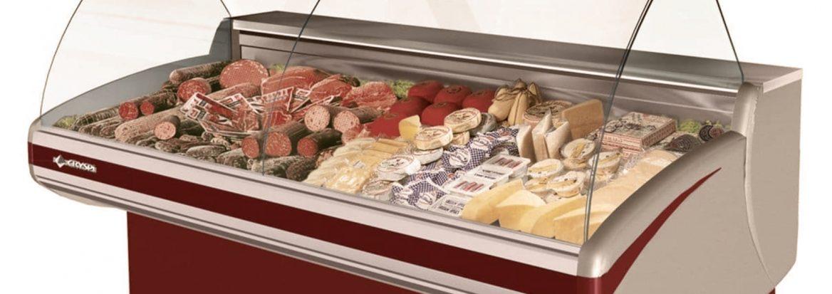 холодильные витрины для торговли